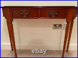 Beautiful Wood Console Table
